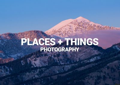 Places + Things
