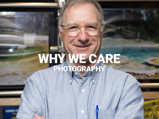 Why We Care Posters