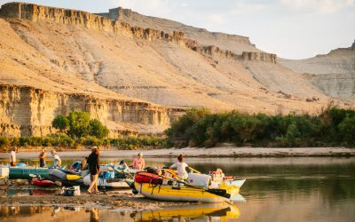 Photos from 5 days of off-grid, desert river trippin'